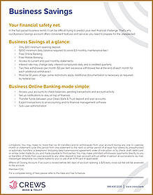 crews_business_savings_brochure