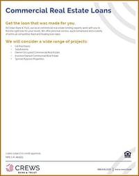 crews_commercial_realEstate_loans_brochure