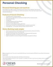 crews_personal_checking_brochure