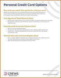 crews_personal_credit_card_options_brochure